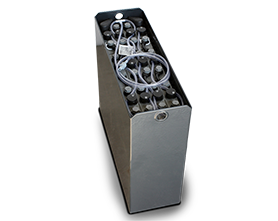 Тяговый аккумулятор EXIDE 24V 240Ah