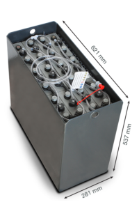 Тяговая батарея TAB  24V 270Ah