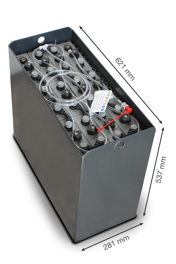 Тяговый аккумулятор Hawker 24V 270Ah