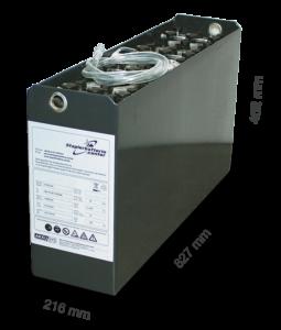 Тяговая батарея EXIDE 24V 210Ah