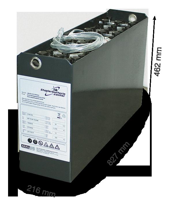 Аккумулятор EnerSys 24V 240Ah