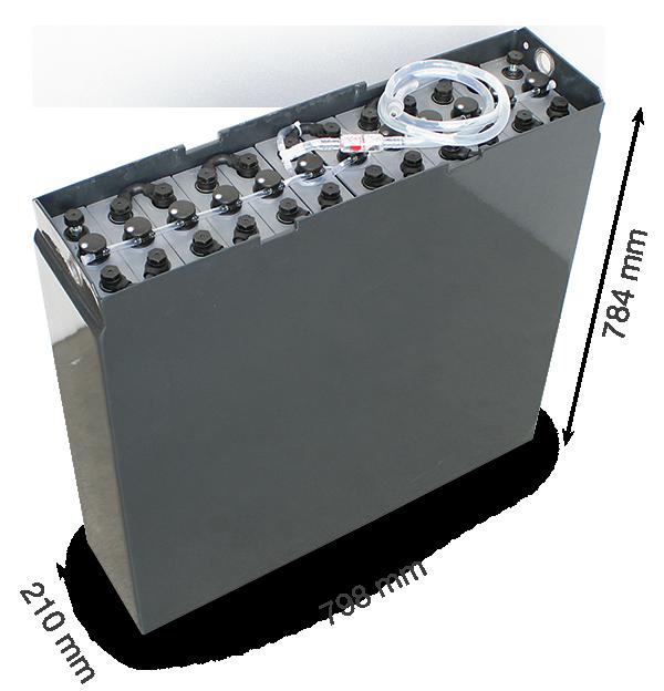 Тяговый аккумулятор TAB  24V 360Ah