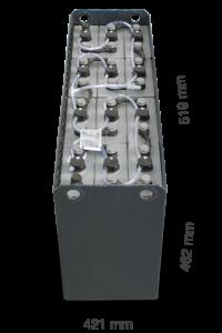 Тяговая аккумуляторная батарея Санлайт 24V 280Ah