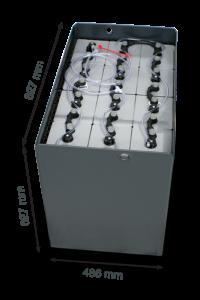 Тяговый аккумулятор Ventura 24V 920Ah