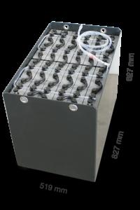Тяговый аккумулятор Sunlight 48V 400Ah