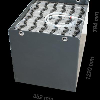 Тяговая батарея EXIDE 48V 620Ah