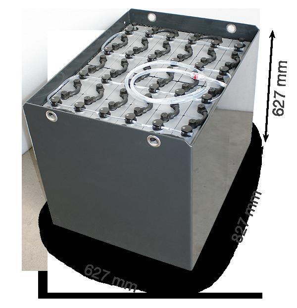 Тяговый аккумулятор EXIDE 48V 575Ah