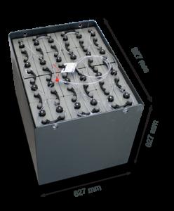 Тяговый аккумулятор TAB  48V 625Ah