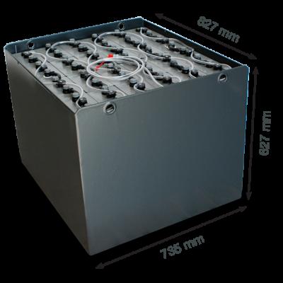 Тяговая аккумуляторная батарея Хавкер 48V 690Ah