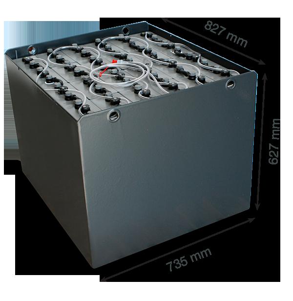 Тяговый аккумулятор Sunlight 48V 750Ah