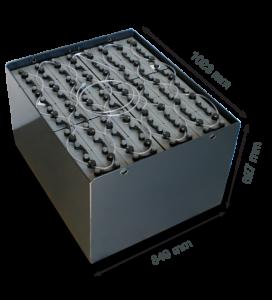 Тяговая батарея TAB  80V 500Ah