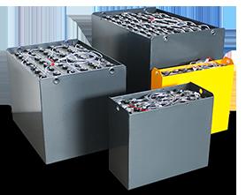 Тяговая аккумуляторная батарея Эксайд 80V 1240Ah