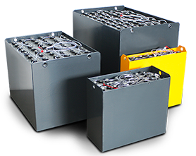 Тяговая батарея TAB  24V 465Ah