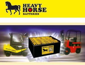 Тяговые аккумуляторы Heavy Horse для погрузчиков