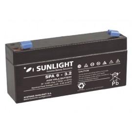 Аккумуляторы Sunlight