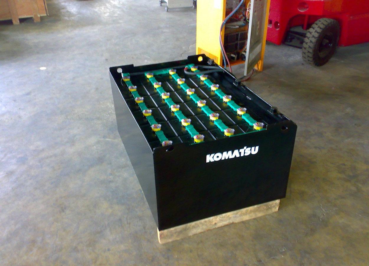 аккумуляторы для электрического погрузчика